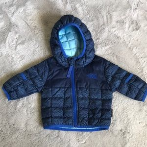North face baby jacket
